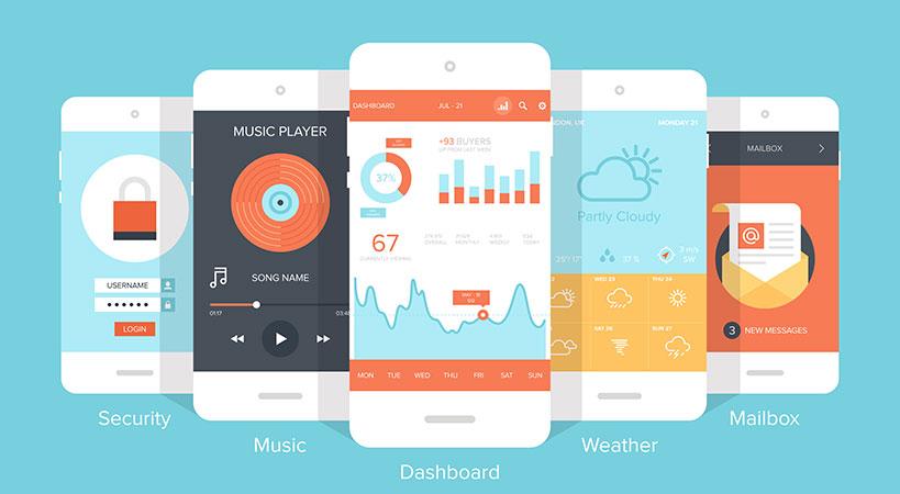 Дизайн на мобилни приложения